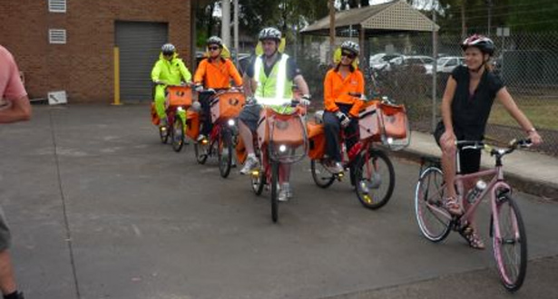 Australia Post Training Day